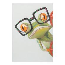 See Details - Peeking Frog Wall Décor