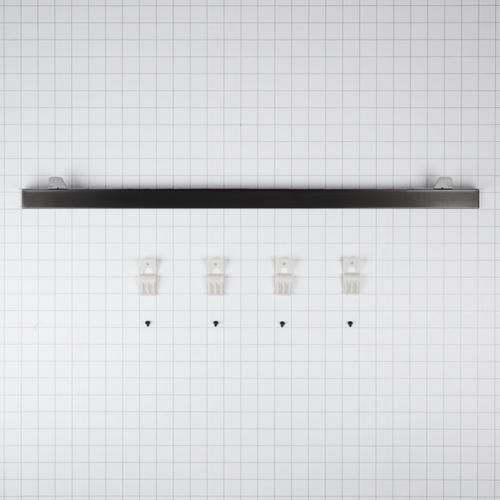 "Whirlpool - 27"" Warming Drawer Heat Deflector, Stainless Steel Stainless Steel"