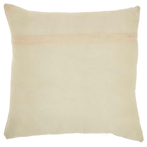 """Life Styles Dl879 Multicolor 18"""" X 18"""" Throw Pillow"""