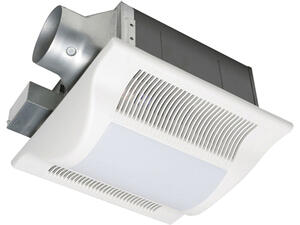 WhisperFit-Lite 80 CFM Low Profile Ventilation Fan with Light Product Image
