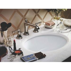 Crosswater - Berea Widespread Basin Faucet - Polished Chrome