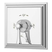 See Details - Canterbury Tub/Shower Valve - Polished Chrome