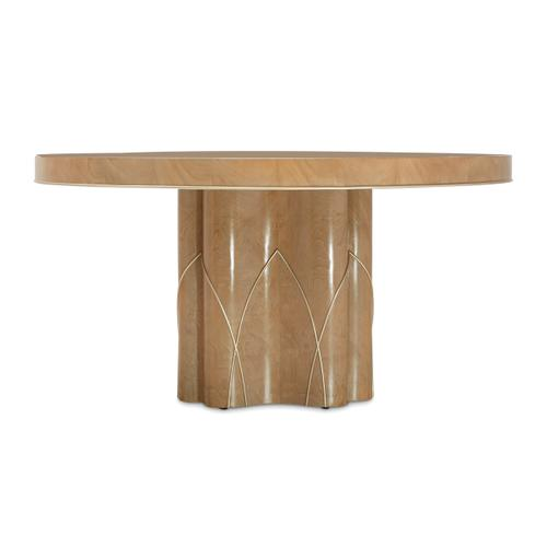 Round Dining Table (2 Pc)