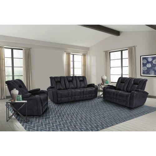 Parker House - OPTIMUS - MIDNIGHT Power Reclining Collection