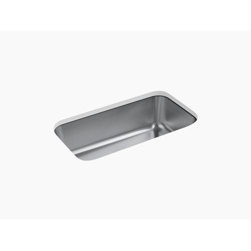 "31-1/4"" X 17-7/8"" X 9-5/16"" Large Undermount Single-bowl Kitchen Sink"