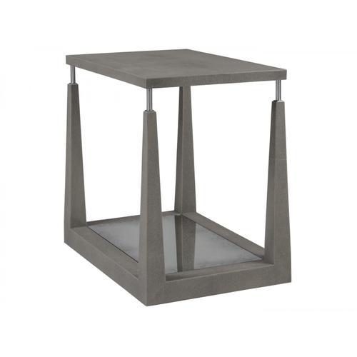 Ascension Rectangular End Table