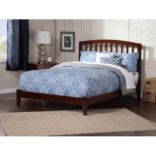 Richmond King Bed in Walnut