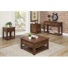 Rustic Alder Collection