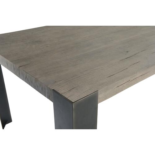 Woodland Dining Table in Fog