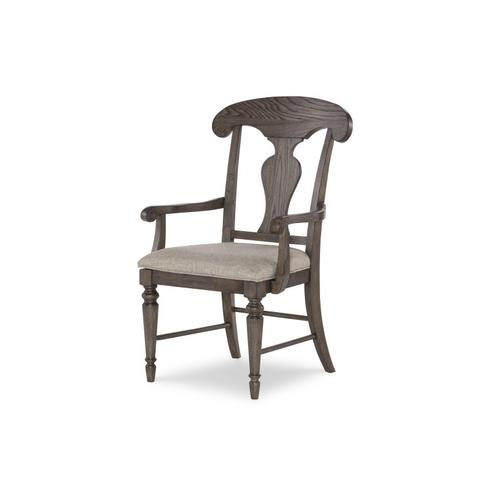 Brookhaven Splat Back Arm Chair