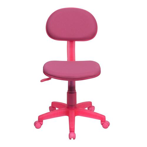 Alamont Furniture - Pink Fabric Swivel Task Chair