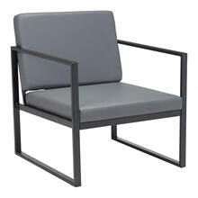 Claremont Arm Chair Gray