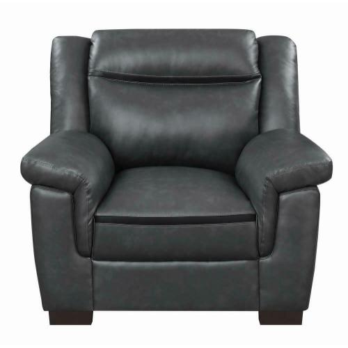 Arabella Contemporary Grey Chair