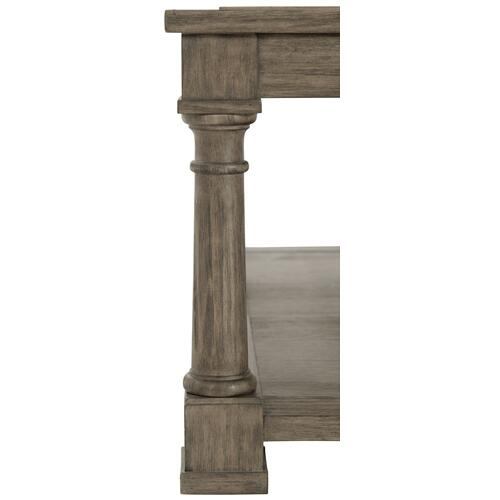 Canyon Ridge Square Cocktail Table in Desert Taupe (397)