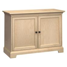 See Details - Howard Miller Custom TV Console TS46A
