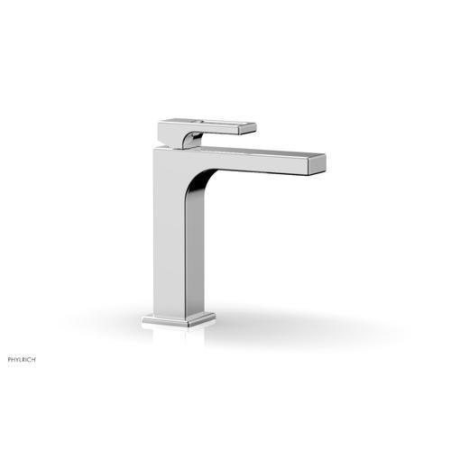 MIX Single Hole Lavatory Faucet, Ring Handle 290-07 - Polished Chrome