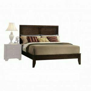 ACME Madison Eastern King Bed - 19567EK - Espresso