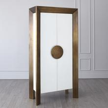 See Details - Framed Tall Cabinet