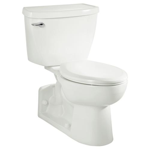 American Standard - Yorkville 1.1 gpf FloWise Elongated Pressure Assisted Toilet - White