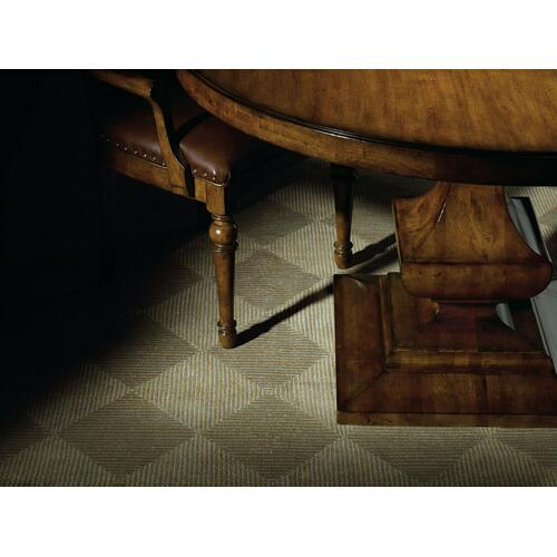 Hooker Furniture - Tynecastle 48in Round Pedestal Dining Table Top