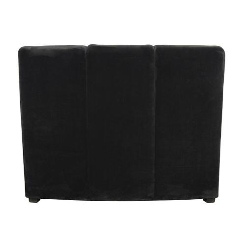 Classic Home - Nina Accent Chair Charcoal