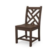 View Product - Chippendale Dining Side Chair in Mahogany