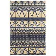 See Details - Aspire Wool Comp Ivory/blue 2x
