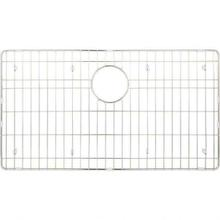 See Details - Stainless Steel Bottom Grid for Farmhouse/Apron Front Single Bowl Sink (HA200)