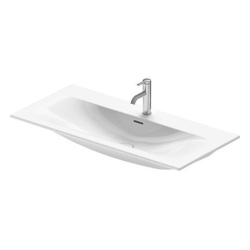 Duravit - Viu Furniture Washbasin 3 Faucet Holes Punched