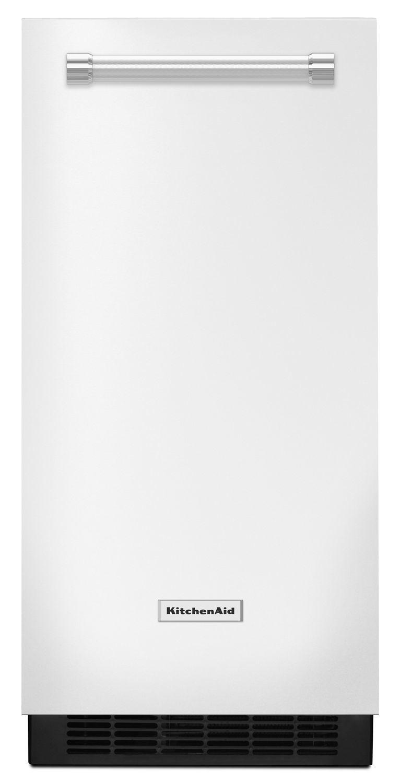KitchenAidKitchenaid® 15'' Automatic Ice Maker White