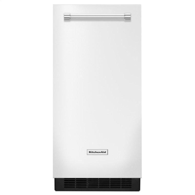 KitchenAid® 15'' Automatic Ice Maker White