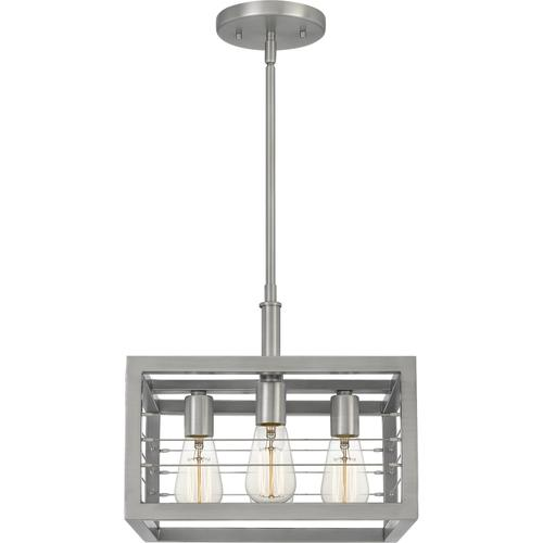 Quoizel - Awendaw Pendant in Antique Nickel