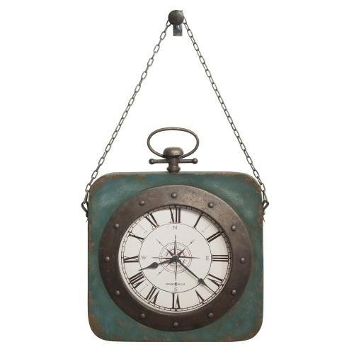 Howard Miller Windrose Oversized Wall Clock 625634