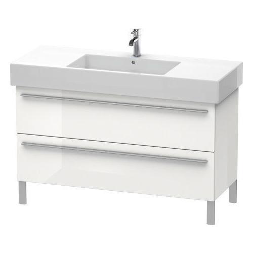 Duravit - Vanity Unit Floorstanding, White High Gloss (decor)