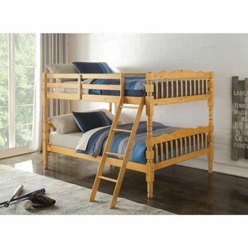 ACME Homestead F/F Bunk Bed - HB/FB - 02290 - Natural