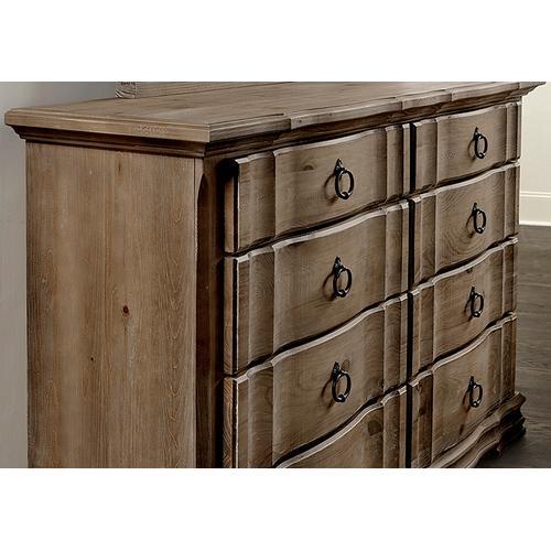 8-Drawer Storage Dresser