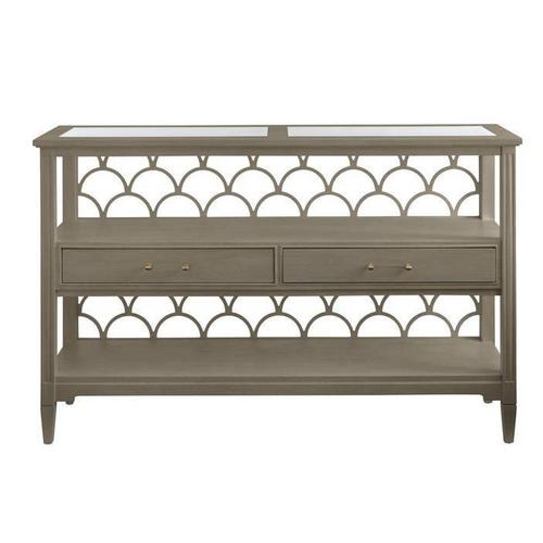 Latitude Console Table - Grey Birch