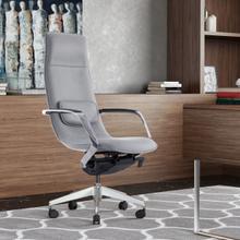 See Details - Modrest Nadella - Modern Black High Back Executive Office Chair