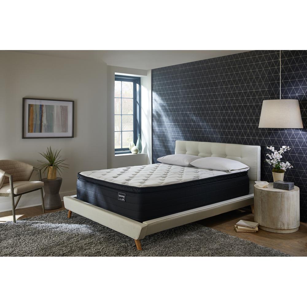 """NightsBridge 15"""" Firm Pillow Top Mattress, Queen"""