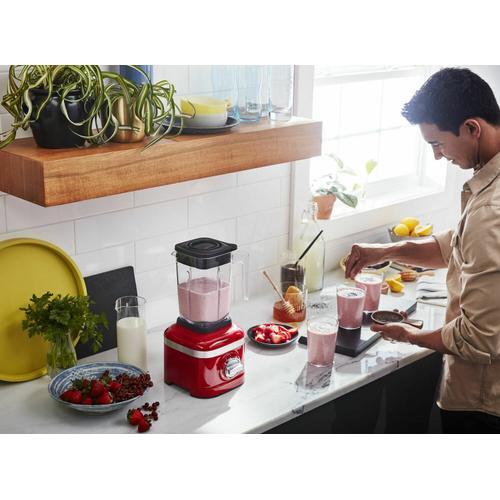 KitchenAid - K150 3 Speed Ice Crushing Blender - Passion Red