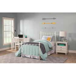 Molly Twin Bed Set White