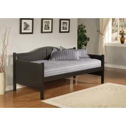 Staci Complete Twin-size Daybed, Black