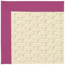 Creative Concepts-Sugar Mtn. Canvas Hot Pink Machine Tufted Rugs