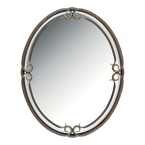 Quoizel - Duchess Mirror in Palladian Bronze