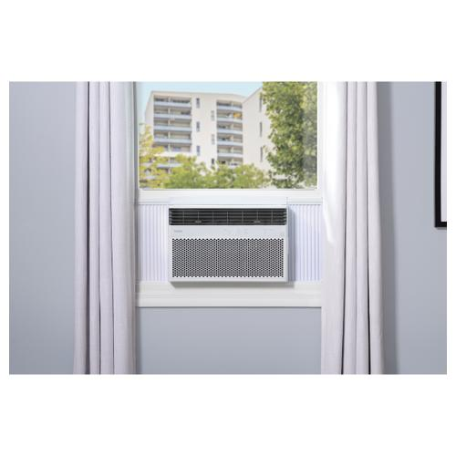 Haier - Haier® ENERGY STAR® 10,000 BTU Smart Electronic Window Air Conditioner for Medium Rooms up to 450 sq. ft.