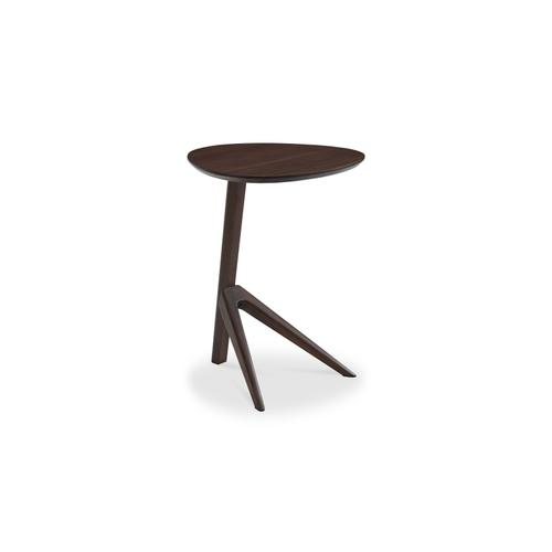 Greenington Fine Bamboo Furniture - Rosemary Side Table, Black Walnut
