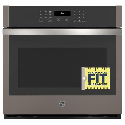 """GE Appliances - GE® 30"""" Smart Built-In Self-Clean Single Wall Oven with Never-Scrub Racks"""