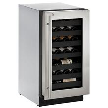 "3018wc 18"" Wine Refrigerator With Stainless Frame Finish and Right-hand Hinge Door Swing (115 V/60 Hz Volts /60 Hz Hz)"