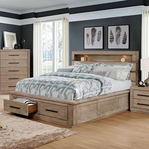 Oakburn Cal.King Bed