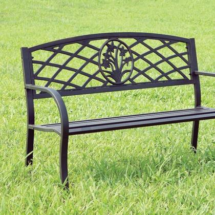See Details - Minot Patio Bench